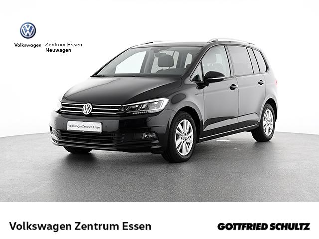 Volkswagen Touran Comfortline 2.0 TDI DSG LED+Navi+Anhängevorrichtung, Jahr 2019, Diesel
