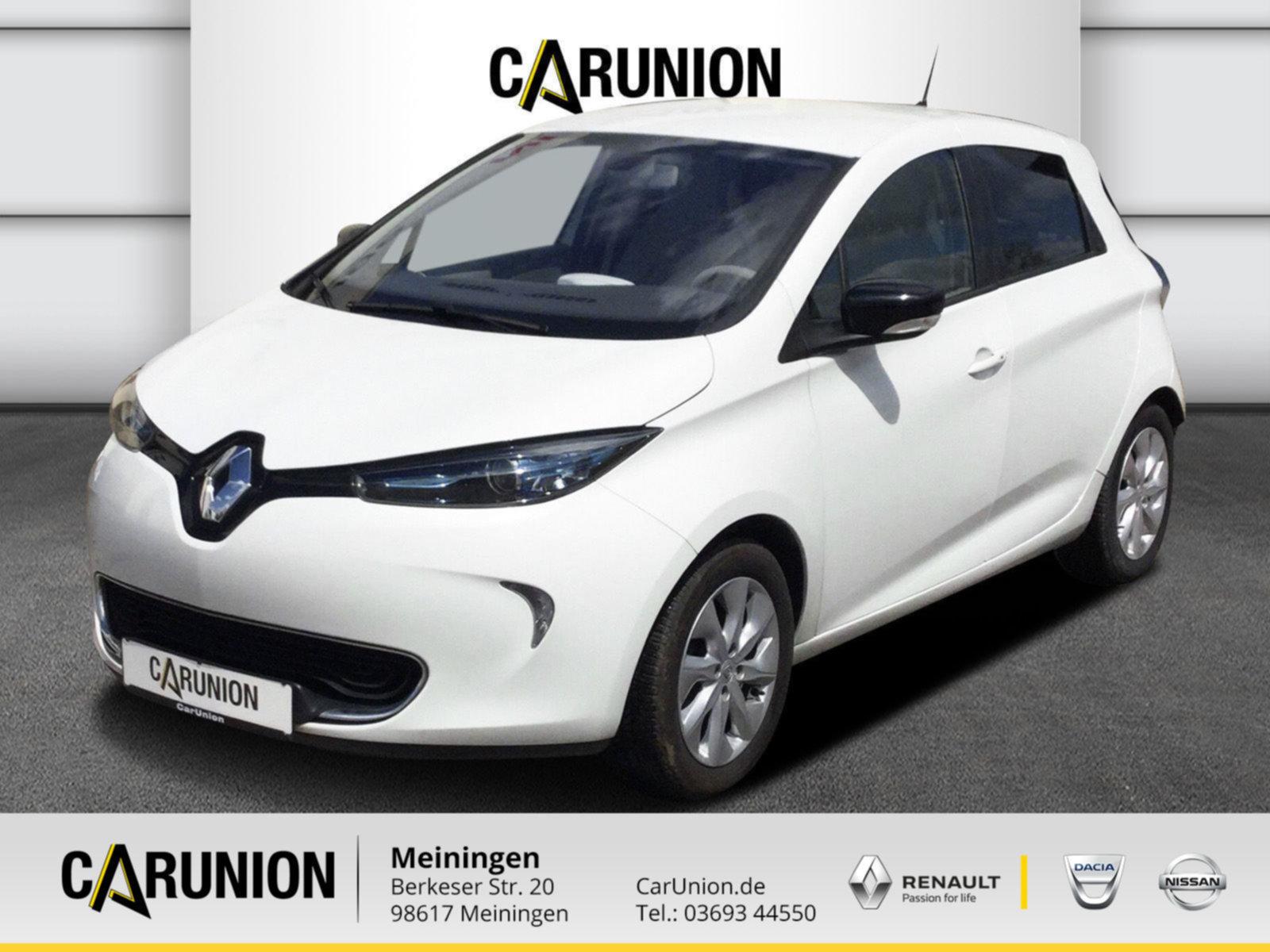 Renault ZOE, Jahr 2013, none