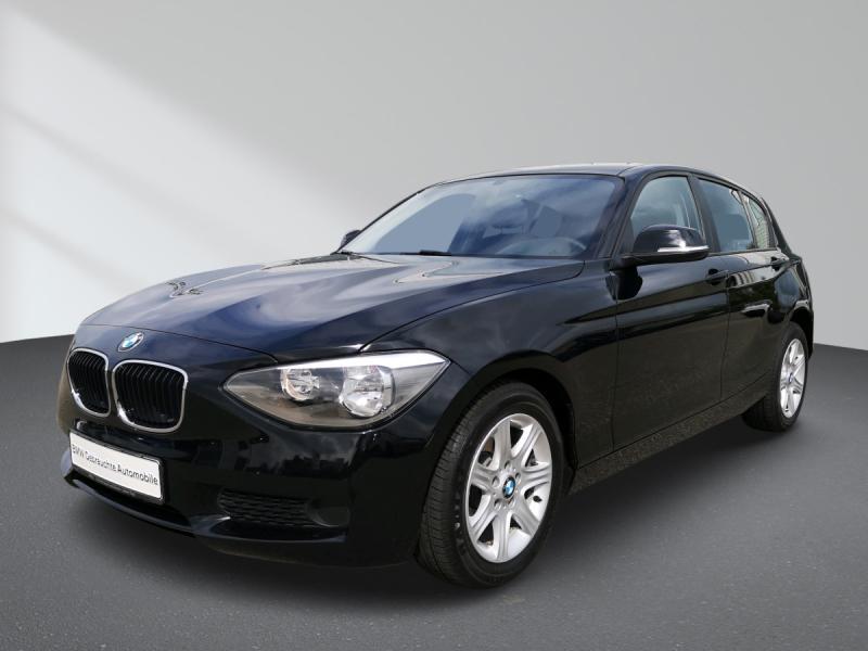 BMW 114i LM PDC Sitzhzg. Vorn, Jahr 2012, Benzin