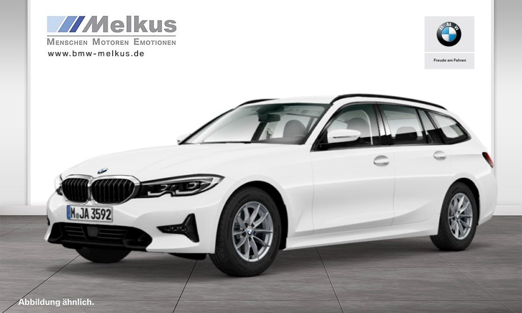 BMW 318i Tour Sport Line Driving Komfortzugang HiFi DAB LED WLAN Shz, Jahr 2021, Benzin