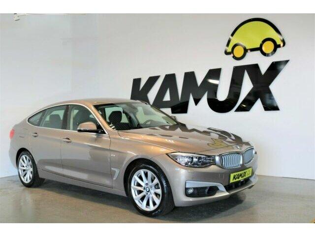 BMW 325d GT Aut. +Navi+Bi-Xenon+Kamera+EUR6+, Jahr 2014, Diesel