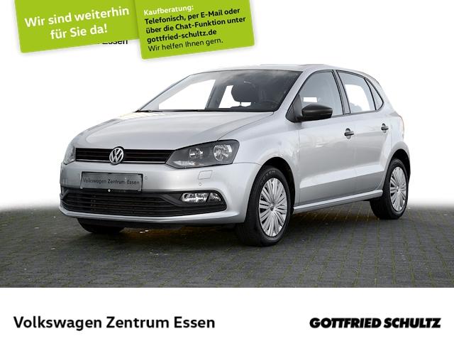 Volkswagen Polo Trendline 1,0 KLIMA SHZ PDC WINTERPAKET, Jahr 2016, Benzin