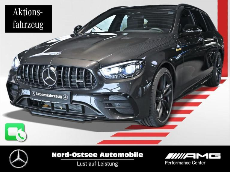 Mercedes-Benz AMG E 53 4MATIC+ T BUSINESS AHK PANO NIGHT-PAK, Jahr 2020, Benzin