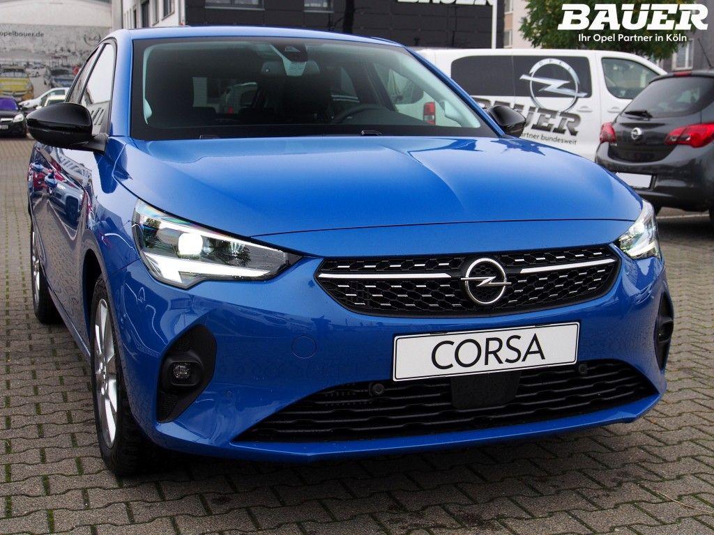 Opel Corsa 1.5 Diesel Elegance Start/Stop, Jahr 2021, Diesel