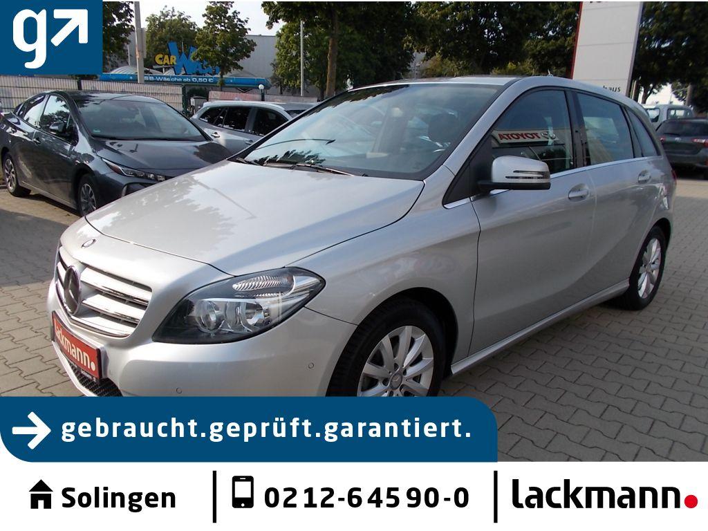 Mercedes-Benz B 180 *Park-Assistent*ALU*SHZ*, Jahr 2014, Benzin