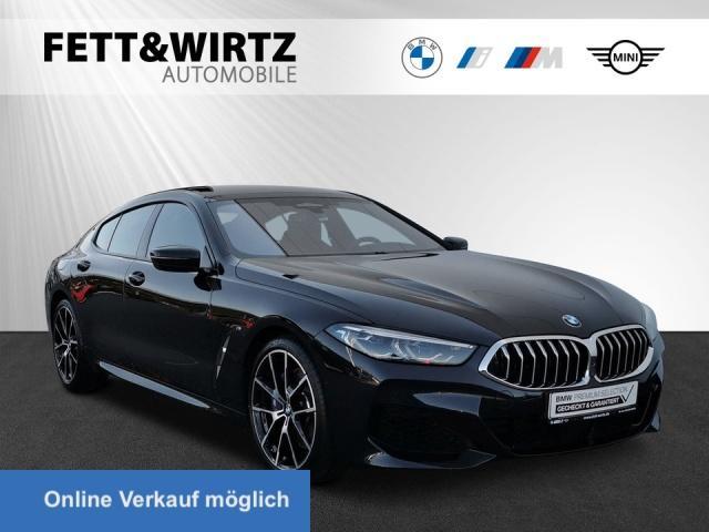 BMW 840i xDrive GC M-Sport Leas. ab 895,-- br.o.Anz., Jahr 2019, Benzin