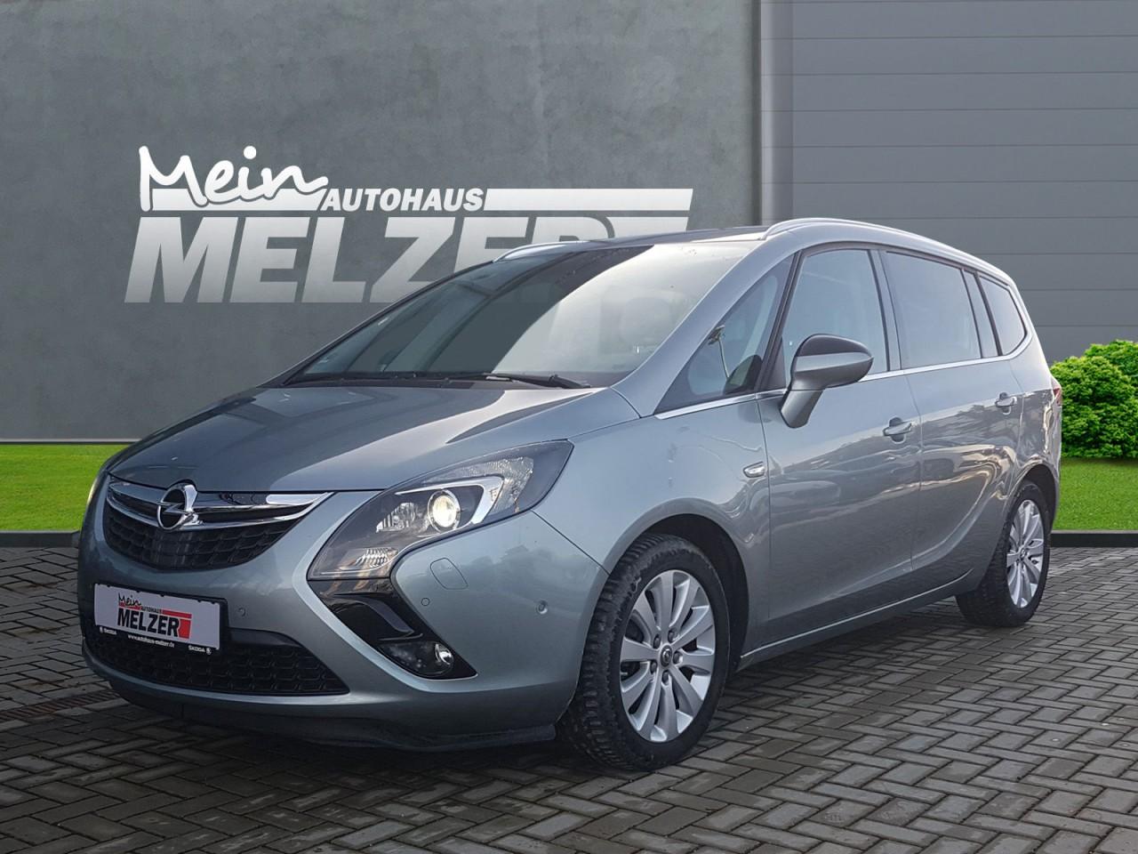 Opel Zafira Tourer Innovation 1,6 100kW +XENON+, Jahr 2014, Diesel