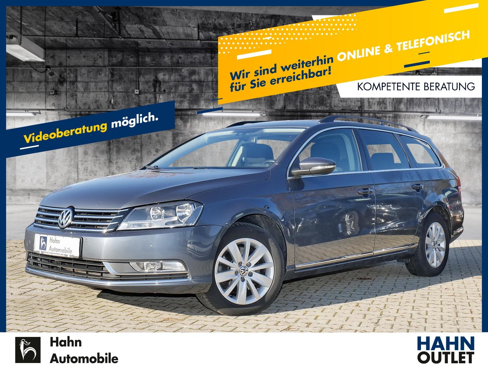 Volkswagen Passat Variant 1.4TSI Comfortline Navi Pano Climatr, Jahr 2013, Benzin