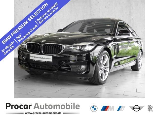 BMW 325 Gran Turismo GT Sport Line Automatik Aut. AHK, Jahr 2018, Diesel