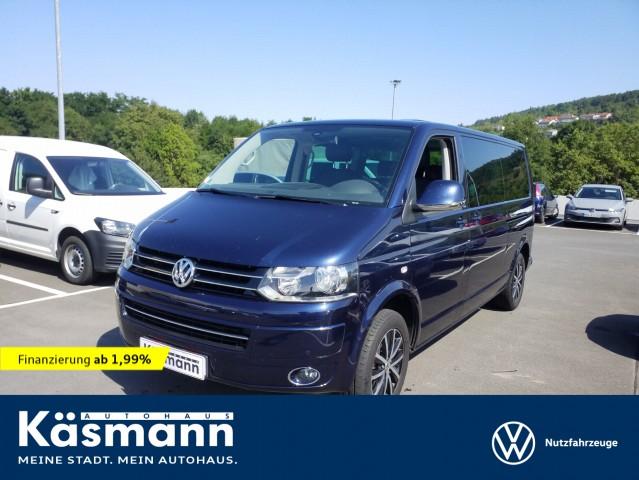 Volkswagen T5 Multivan 2.0 TDI Life LR Einparkhilfe AHK, Jahr 2014, Diesel