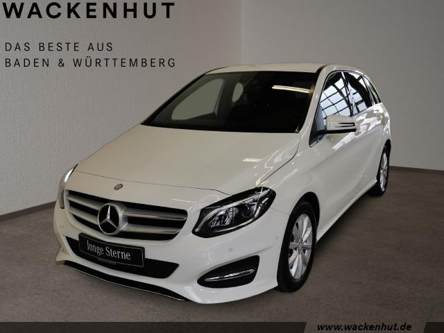 Mercedes-Benz B 160 d STYLE KLIMA+TOTW.+PARKTR+LICHT&SICHT+LED, Jahr 2015, Diesel