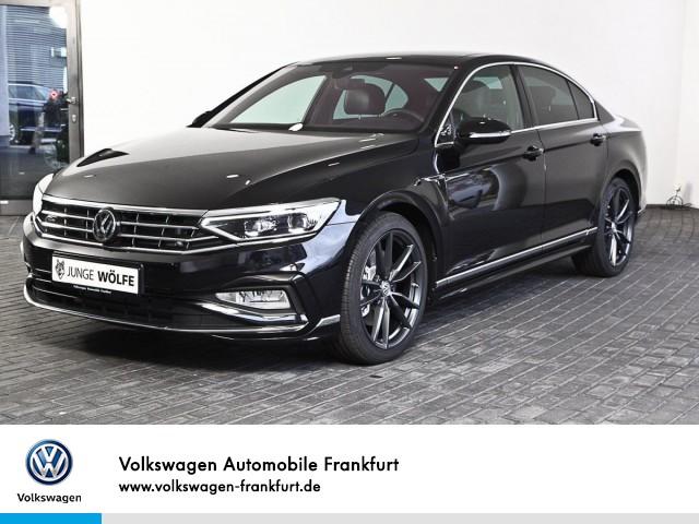 Volkswagen Passat 2.0 TDI Elegance DSG 4.-M. R-LINE Navi AHK SHZ, Jahr 2019, Diesel