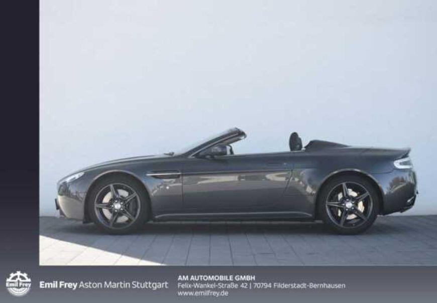 Aston Martin V8 Vantage S Roadster Sportshift, Jahr 2016, Benzin