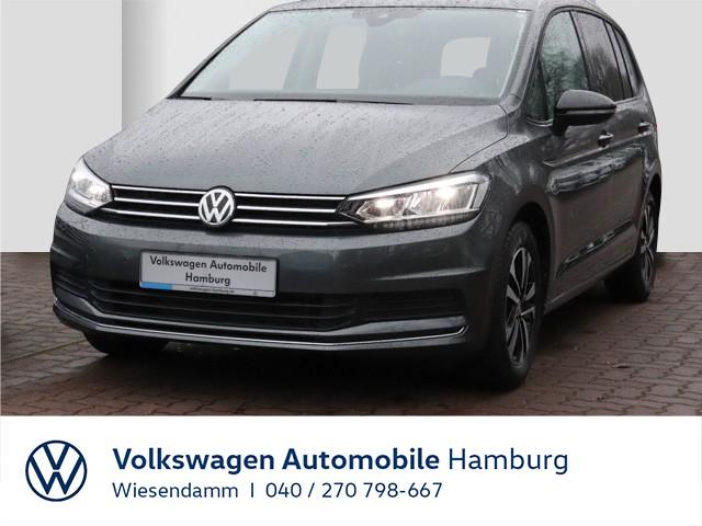Volkswagen Touran 2.0 TDI DSG IQ.DRIVE 7-Sitze Klimaautomatik LED Navi, Jahr 2019, Diesel