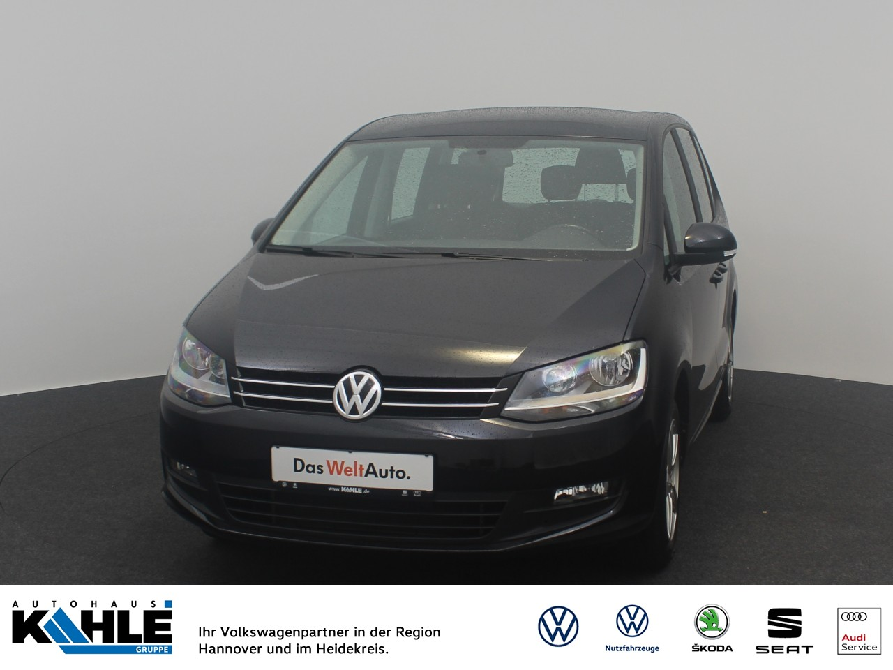 Volkswagen Sharan 1.4 TSI Trendline Navi Klima PDC LM, Jahr 2018, Benzin