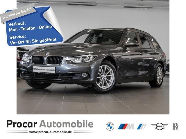 BMW 320i Advantage Aut. Navi PDC LM zusätzliche WKR, Jahr 2018, Benzin