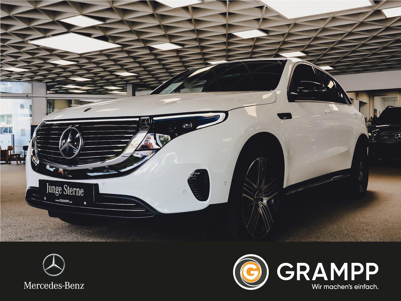 Mercedes-Benz EQC 400 4M AMG 20Zoll/GSD/abzüglich 3.000 Bonus, Jahr 2020, Elektro
