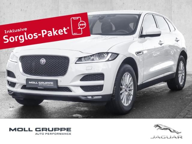 Jaguar F-Pace Prestige 20d, Jahr 2017, Diesel