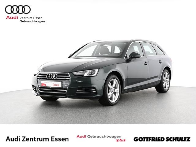 Audi A4 Avant sport 1.4 TFSI NAV PLUS XENON PDC VO LED FSE MUFU, Jahr 2018, Benzin
