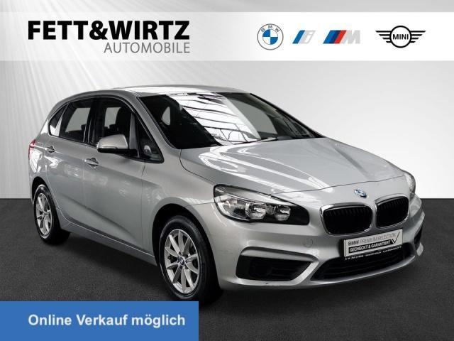 BMW 218 Active Tourer Aut. PDC Navi 16''LM Klima, Jahr 2015, Benzin