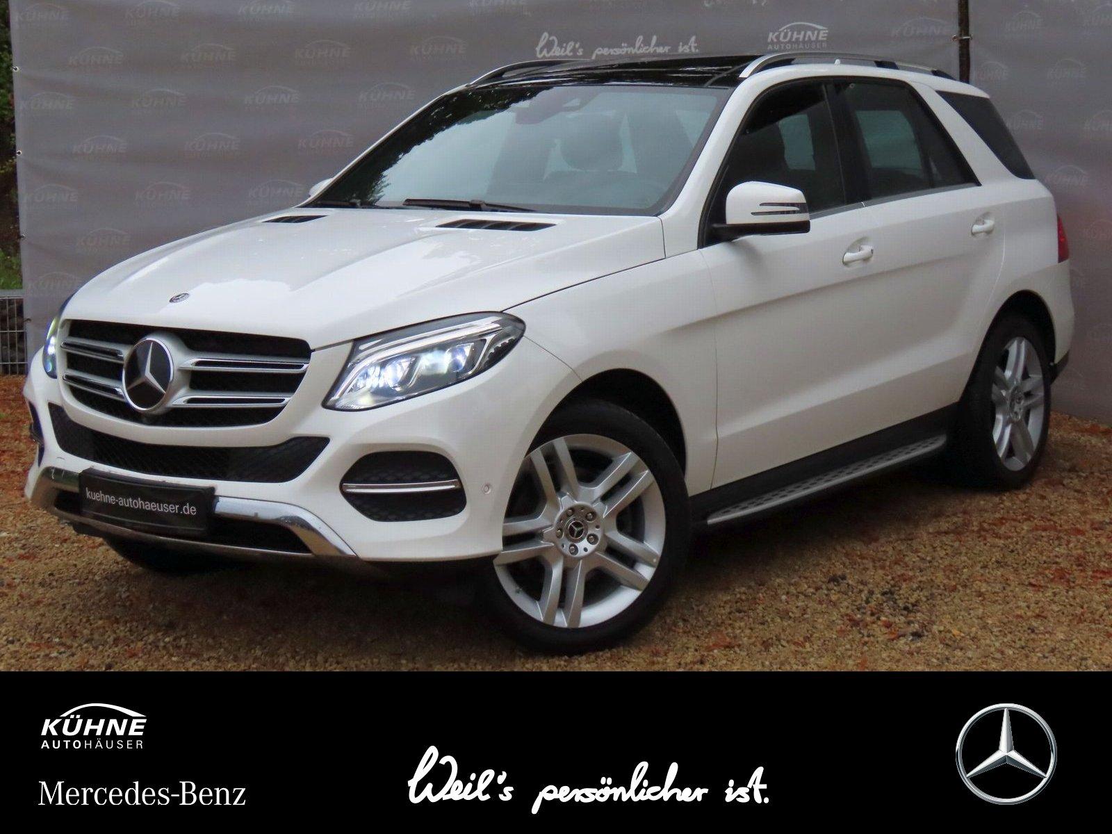 Mercedes-Benz GLE 400*4M*360 Kamera*AHK*WLAN*Ambiente*WR*, Jahr 2017, Benzin