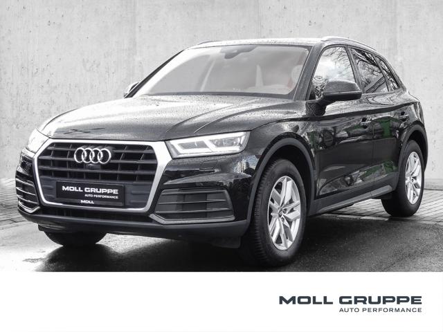 Audi Q5 2.0 TDI basis STANDHZG PANORAMA LEDER NAVI, Jahr 2017, Diesel