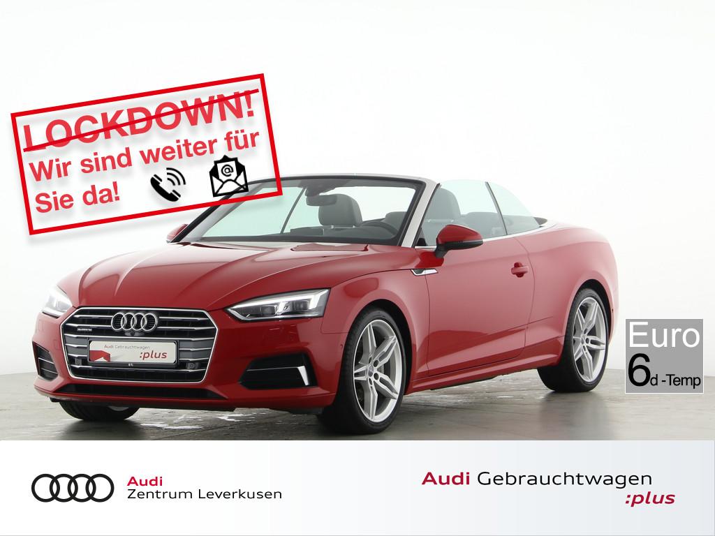 Audi A5 Cabriolet 40 quattro sport, Jahr 2019, Diesel