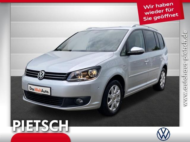 Volkswagen Touran 1.2 TSI Life - Navi PDC GRA Klima, Jahr 2014, Benzin