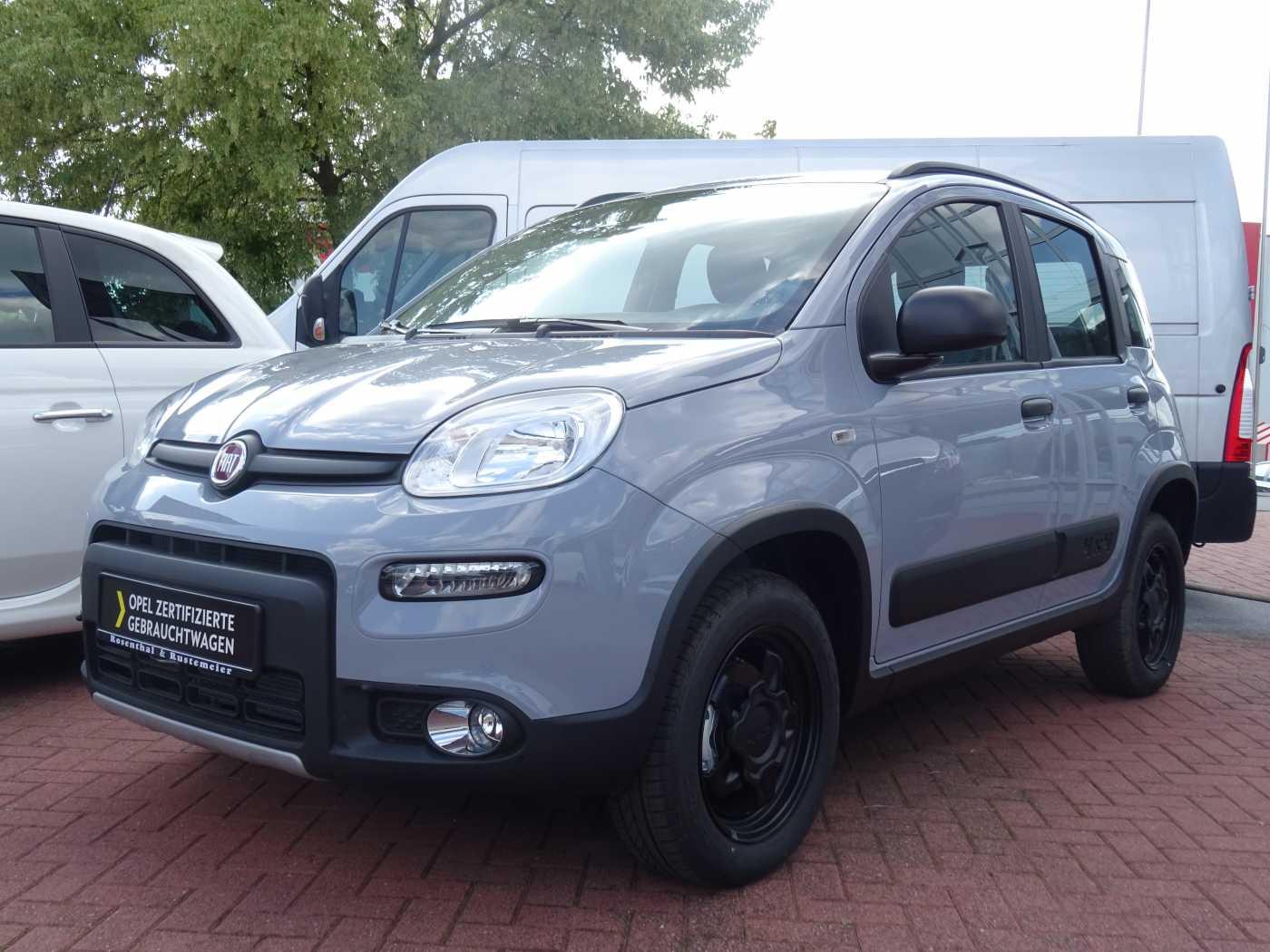 Fiat Panda 0.9 4x4 Wild SITZHEIZUNG, Jahr 2020, Benzin