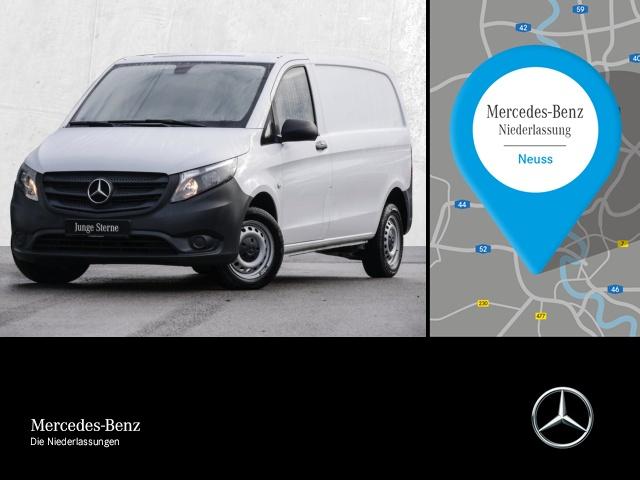 Mercedes-Benz Vito 109 BlueTEC WORKER Kompakt Tempomat EU6, Jahr 2017, Diesel