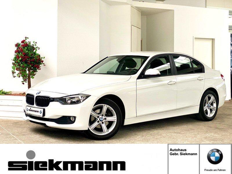 BMW 316d Klimaautomatik Tempomat Einparkhilfe, Jahr 2013, Diesel