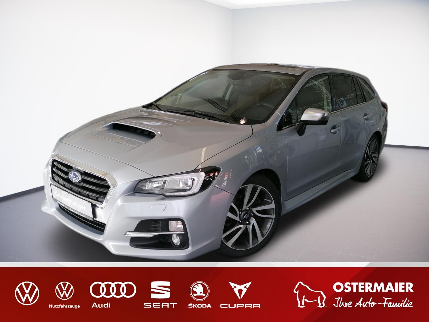 Subaru Levorg Sport 4x4 1.6 170PS LED.NAVI.KLIMA.KAMERA, Jahr 2016, Benzin