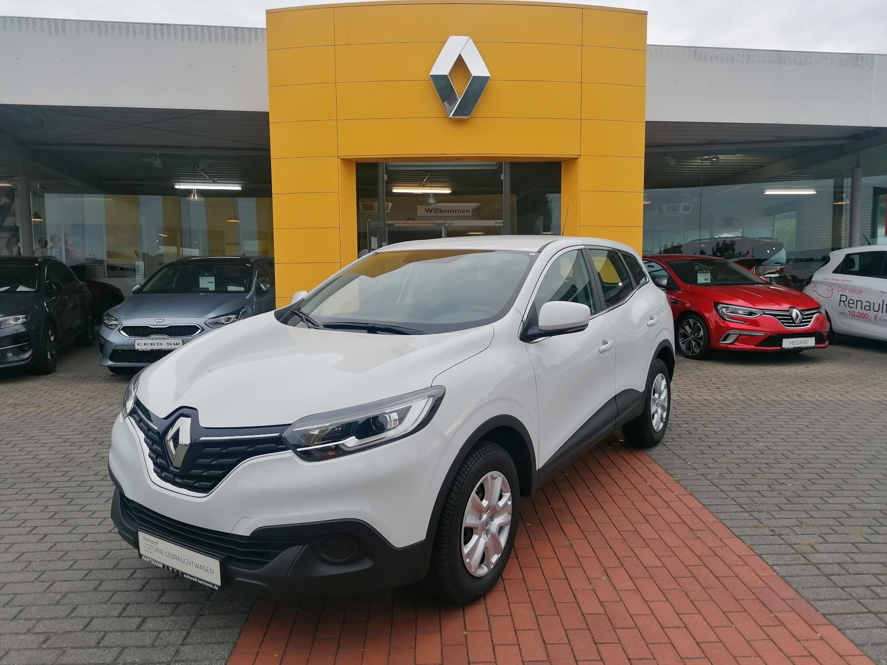 Renault Kadjar Life TCe 140, Jahr 2018, Benzin
