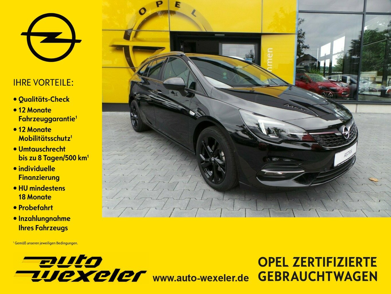 "Opel Astra K ST GS Line 1.2 S/S,RFK,Sitzheiz.,17"", Jahr 2021, petrol"
