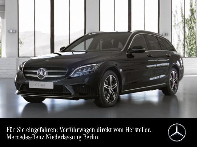 Mercedes-Benz C 180 T AVANTG+LED+Kamera+Spur+Totw+Keyless+9G, Jahr 2021, Benzin