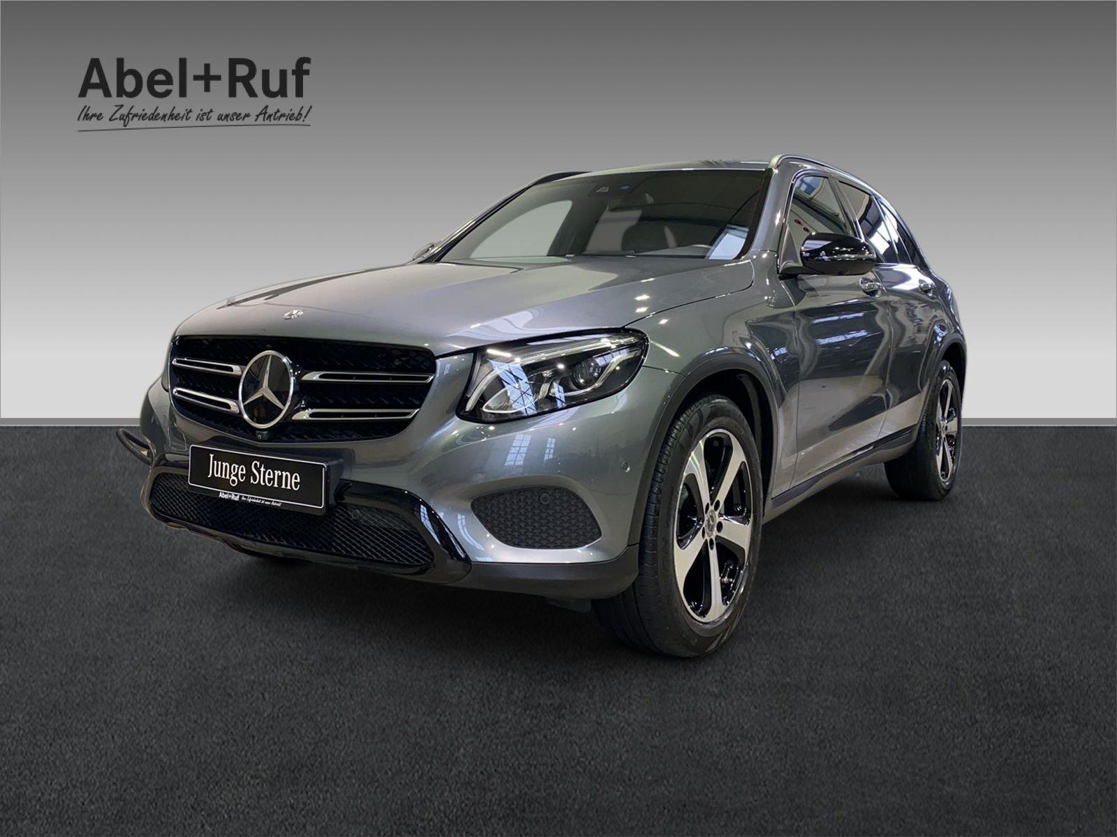 Mercedes-Benz GLC 350 d 4MATIC+EXCLUSIVE+DISTRONIC+COMAND+360, Jahr 2018, Diesel