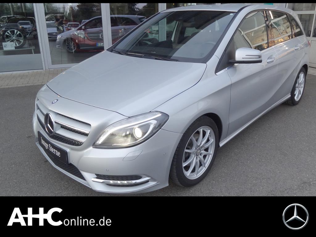 Mercedes-Benz B 200 Spur-Paket+Navi+Xenon+Totwinkel+Parkpilot, Jahr 2013, Benzin