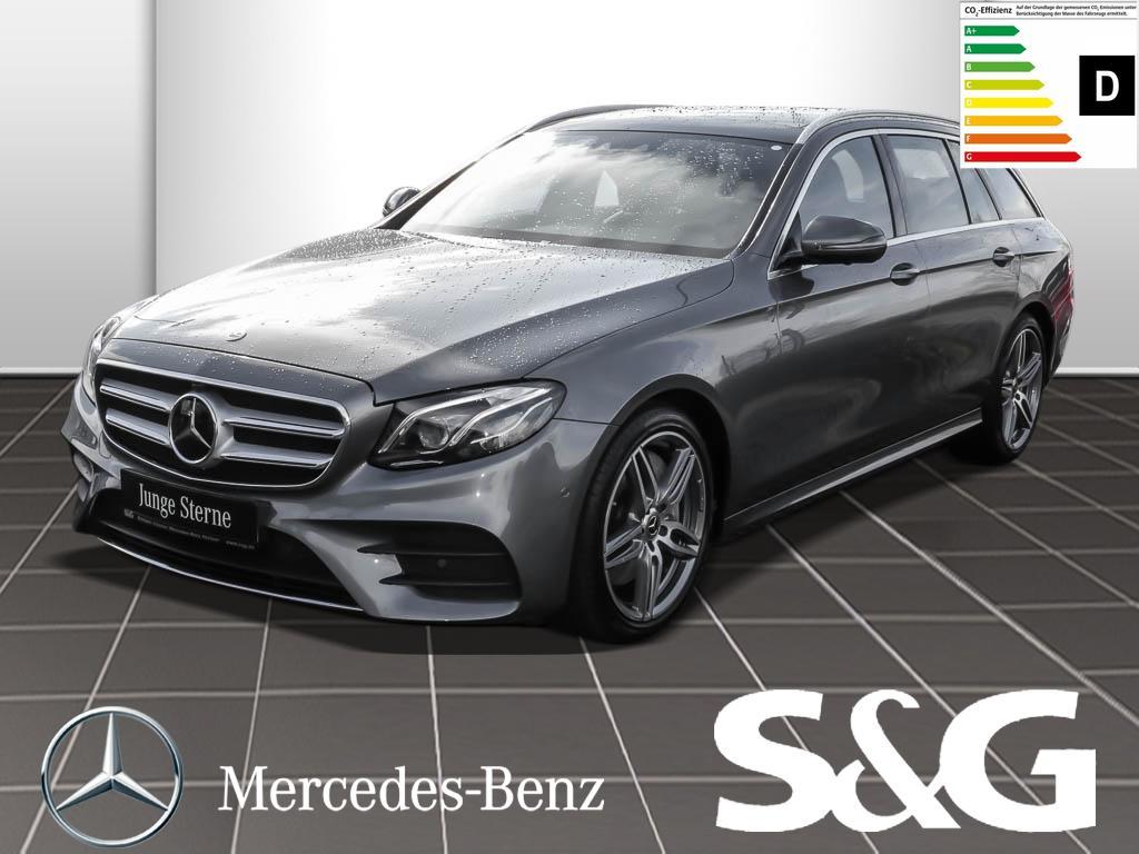 Mercedes-Benz E 450 T 4Matic AMG line Widescreen/Comand/P.dach, Jahr 2019, Benzin