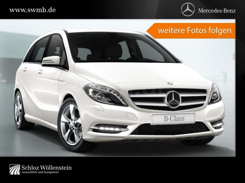 Mercedes-Benz B 180 Sitzheizung/Bi-Xenon/Klima/Sitz-P/17 Zoll, Jahr 2014, Benzin