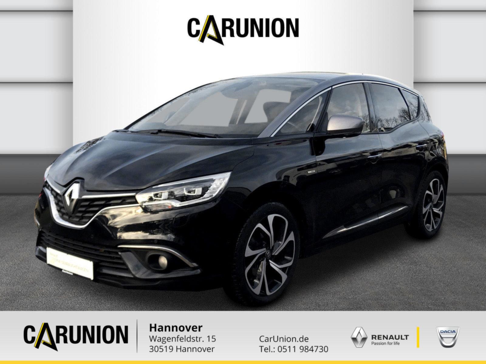 Renault Scenic TCe 130 Bose Edition, Jahr 2018, Benzin