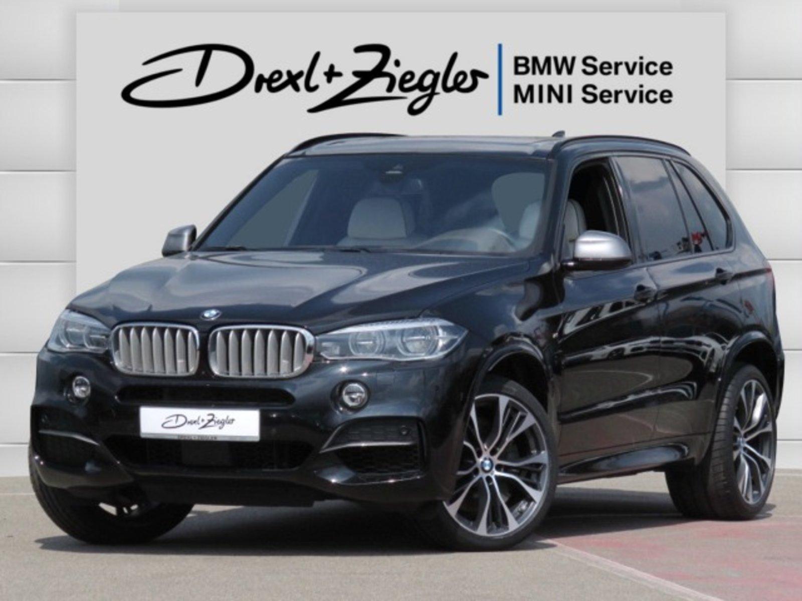 BMW X5 M50d M Sport AHK Alu21 HUD H&K DAB SCA GSD, Jahr 2018, Diesel