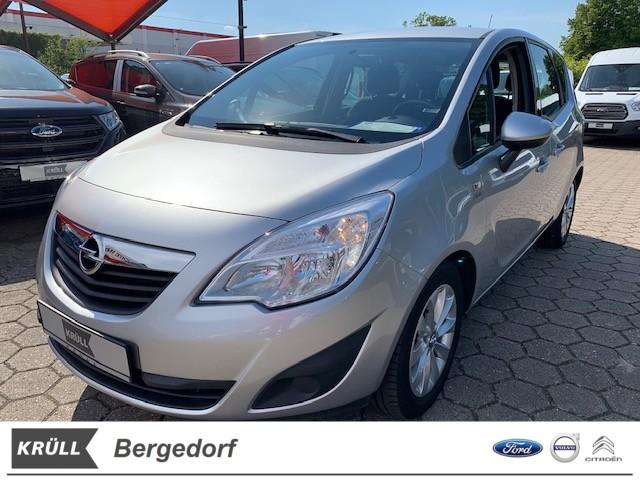 Opel Meriva B 1.4 Active Klima 6-Gang, Jahr 2013, Benzin