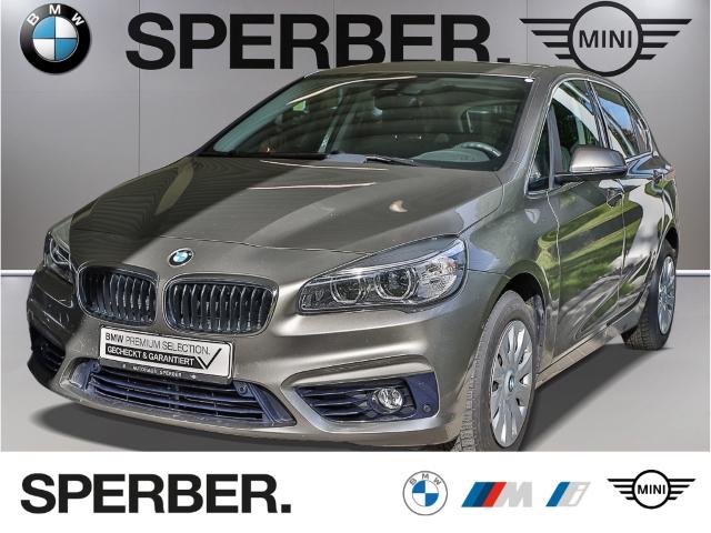 BMW 218 Active Tourer i,SportLine,Navi,LED,DAB,Tempomat,PDC,Klimaauto,SHZ,Parkassistent,uvm., Jahr 2014, Benzin
