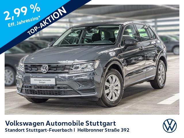 Volkswagen Tiguan 2.0 TDI Trendline, Jahr 2018, Diesel