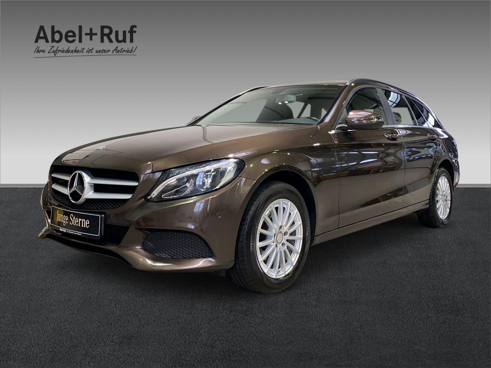 Mercedes-Benz C 200 d T Navigation+SHZ+Easy-Pack+LED High Perf, Jahr 2015, Diesel