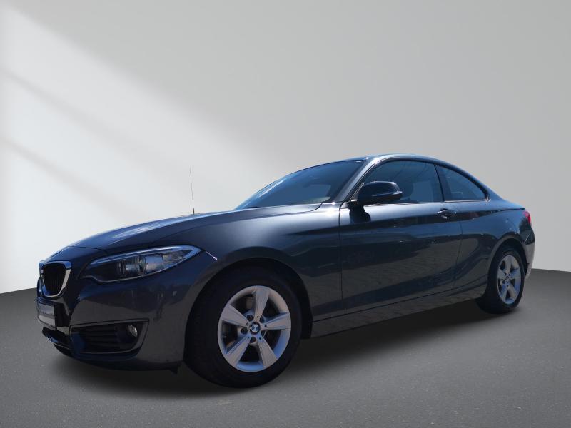 BMW 220i Coupe Klimaaut. Xenon RFT NSW MF Lenkrad, Jahr 2014, Benzin