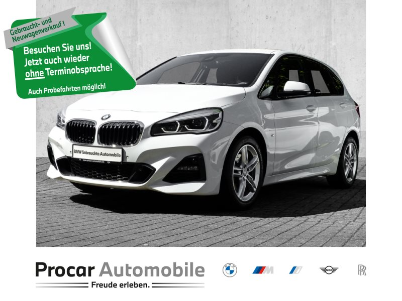 BMW 220i Active Tourer Sportpaket Finanz. ab 1%, Jahr 2018, Benzin