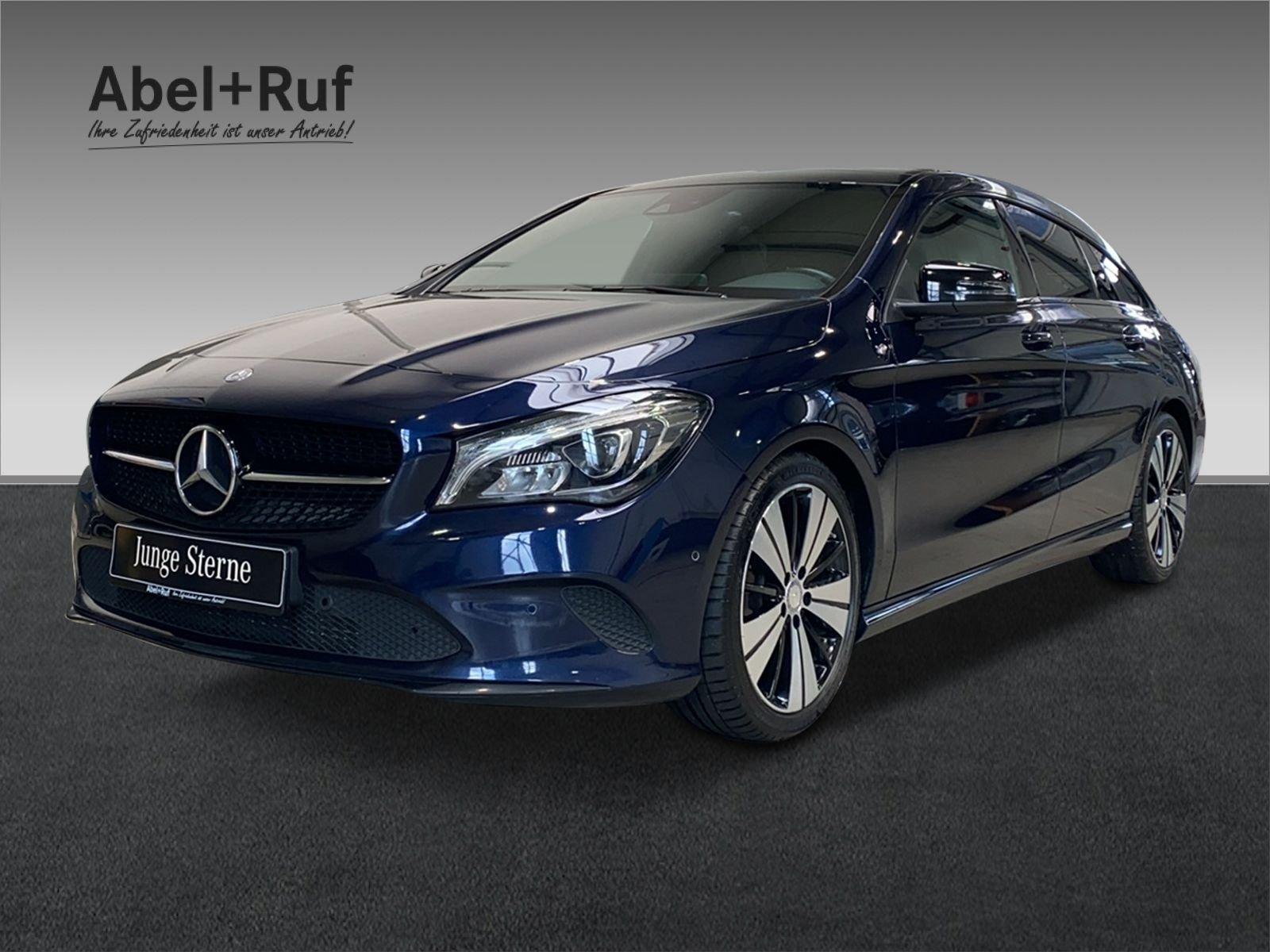Mercedes-Benz CLA 200 SB Urban+Navi+Pano+NightPaket+LED+Kamera, Jahr 2017, Benzin