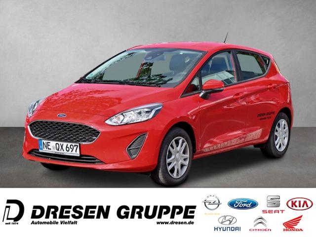 Ford Fiesta Coll & Connect 1.0EcoBoost+PDC+Sitzheizung+AplleCarPlay, Jahr 2020, Benzin