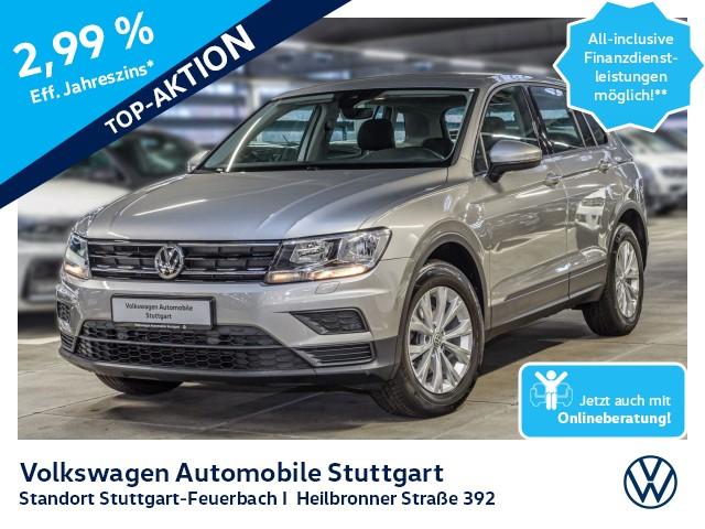 Volkswagen Tiguan 1.4 TSI Trendline Navi, Jahr 2016, Benzin